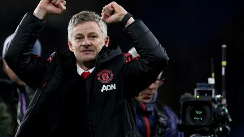 Ole Gunnar Solskjær har fått en svært god start som ny manager i Manchester United.