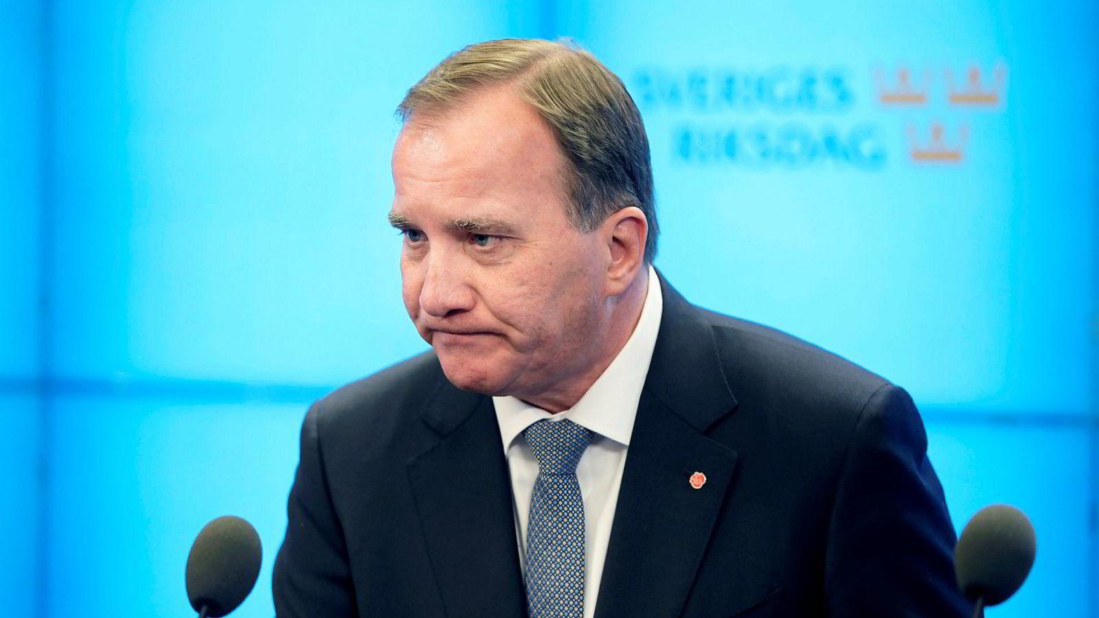 I dag går Sveriges statsminister Stefan Löfvens frist for å finne et nytt regjeringsalternativ ut.