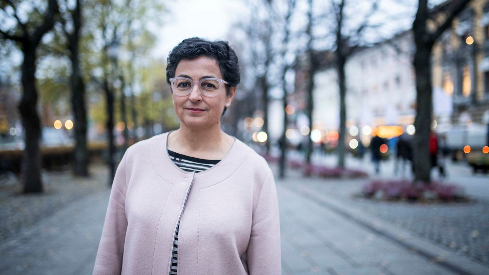 Arancha González, direktør for International Trade Centre, sier tiden renner ut for handelskrigen. Hun mener WTO må ta lærdom av konflikten.