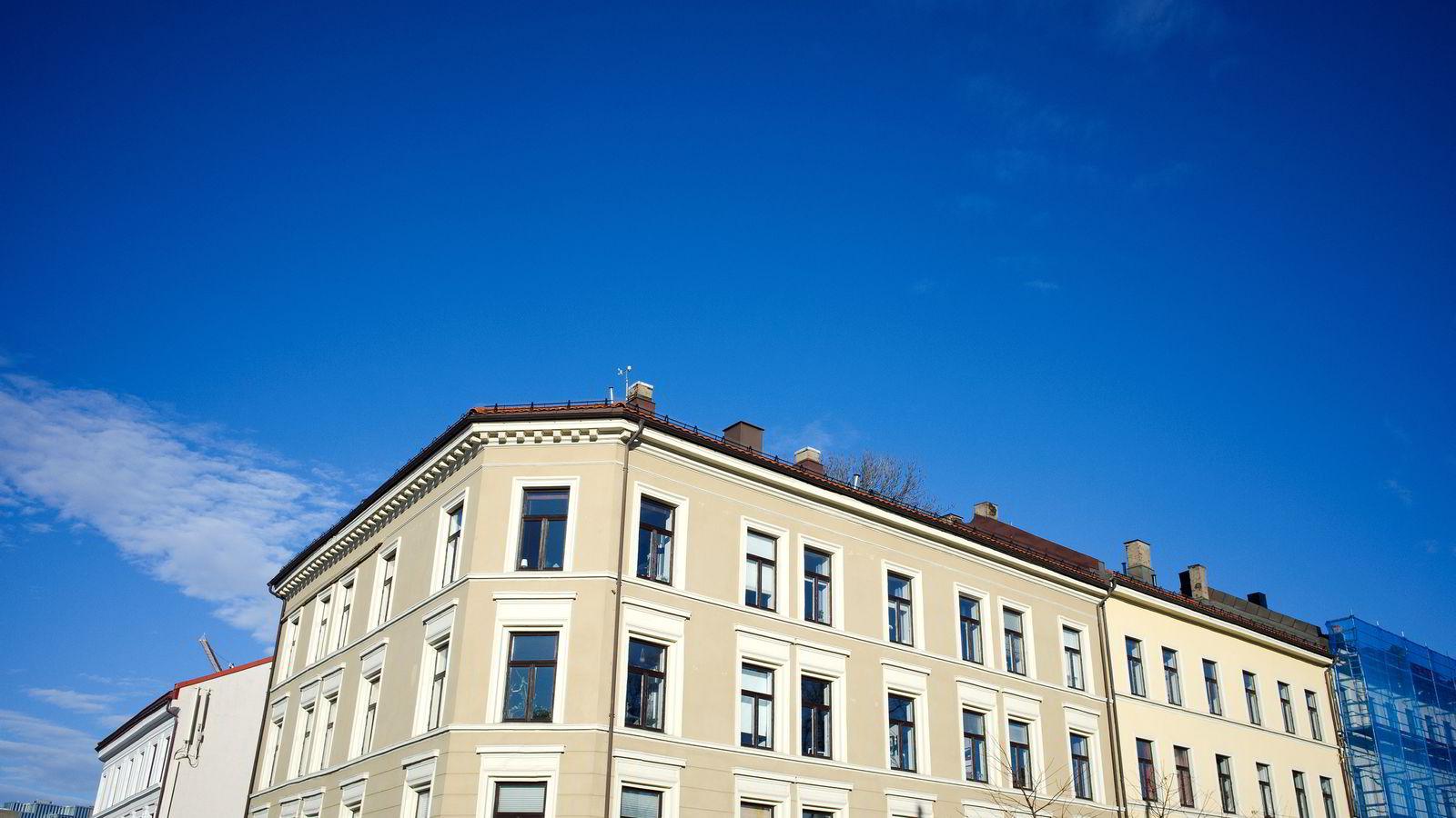 Illustrasjonsfoto: Leiligheter i Oslo.