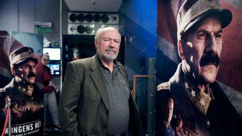 Alf R. Jacobsen setter pris på viraken rundt boken og filmen. Men til uken reiser han til Spania for nye prosjekter. Foto: Per Ståle Bugjerde