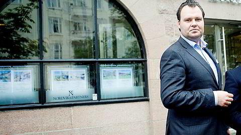 Eiendomsmegler Jens Christian Killengreen i Nordvik og Partners anker dommen han fikk forrige uke.
