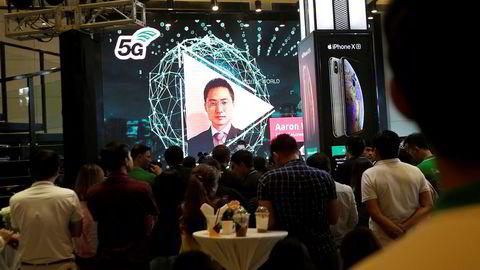 Venturekapitalinvesteringer i Kina har falt kraftig og nøkkelpersoner etterlyser innovasjon. De håper det vil komme med utrullingen av 5G. Det forutsetter at Huawei slipper unna amerikanske sanksjoner. Selskapet viste nylig frem 5G-teknologien i Kambodsja.
