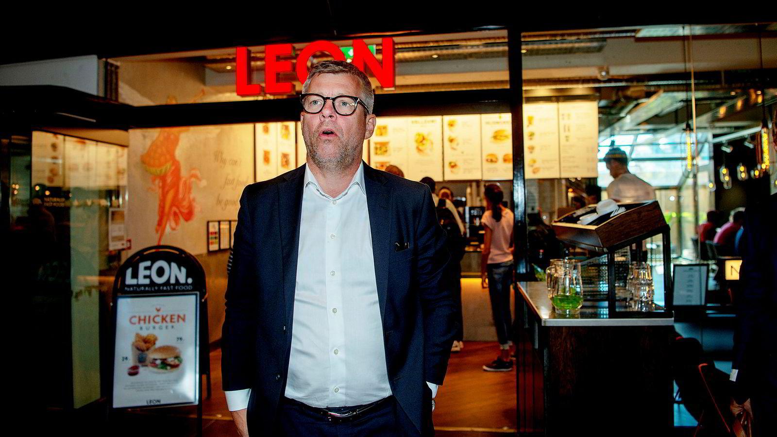 Sverre Helno blir ny sjef i Møller Bil.