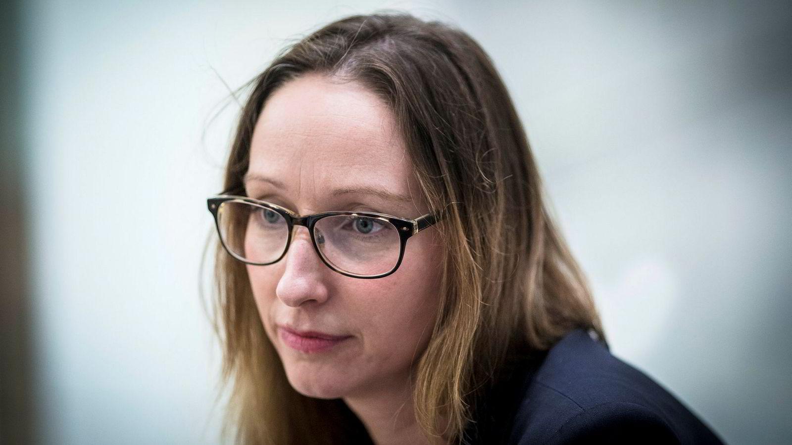Sjeføkonom Kjersti Haugland i DNB Markets tror ikke vi får en ny eurokrise.