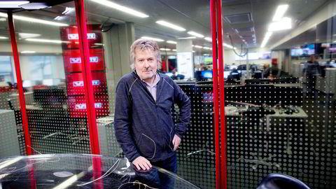 – Vi får ikke de inntektene hverken vi eller prognosemakerne så for seg, sier VG-redaktør Torry Pedersen. Foto: Foto: