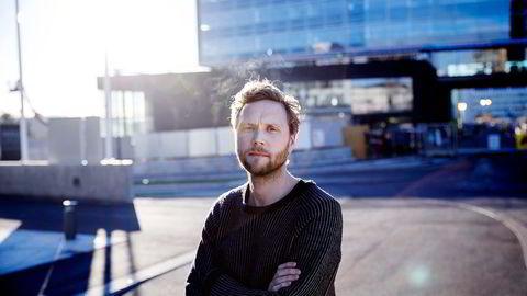Dagbladets kulturredaktør Geir Ramnefjell søker økonomisk støtte fra Fritt Ord for å ha råd til en bredere dekning av smalere kultursaker. Foto: Fredrik Bjerknes