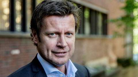 Oslo. 19.09.2016. Trygve Rønningen slutter som administrerende direktør i MTG Norge og begynner som kanaldirektør og publisher i TV 2. Foto: Fredrik Bjerknes ---