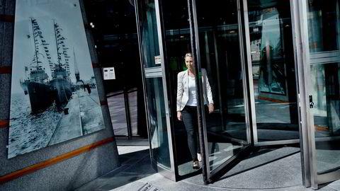 Sjefstrateg Erica Blomgren i SEB mener straffetollen som USA og Kina nå har varslet vil ha begrenset effekt på global vekst så lenge situasjonen ikke eskalerer betydelig.