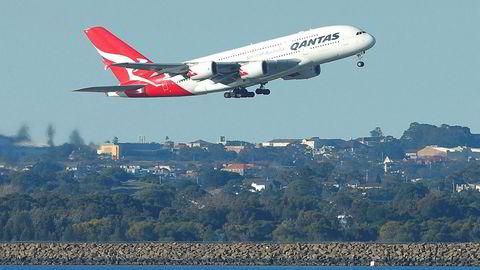 Australske Qantas er verdens tredje eldste flyselskap i fortsatt drift, etter nederlandske KLM og Avianca fra Colombia.