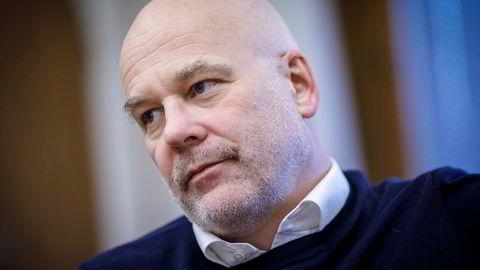 Kringkastingssjef Thor Gjermund Eriksen sier NRK-ansatte skal tåle hard argumentasjon, men ikke trakassering.