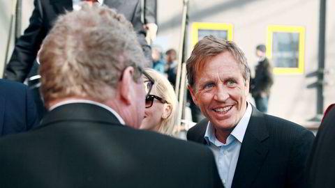 Arne Blystad går inn i styret i Star Bulk Carriers. Foto: Fredrik Ekren