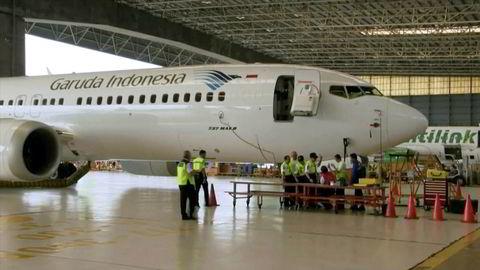 Det indonesiske flyselskapet Garuda vil ikke lenger kjøpe nye Boeing 737 Max 8-fly til sin flåte.