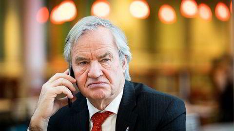 Norwegian-sjef Bjørn Kjos avslørte mandag hva som blir kursen i den kommende milliardemisjonen.