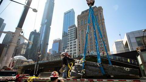 Det ble skapt 263.000 nye jobber i USA i april.