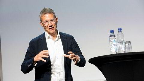 Norgesgruppen og Truls Fjeldstad (bildet) kjøper det hurtigvoksende tech-selskapet Forte Digital. Oppkjøpet skal styrke det interne utviklingsmiljøet.