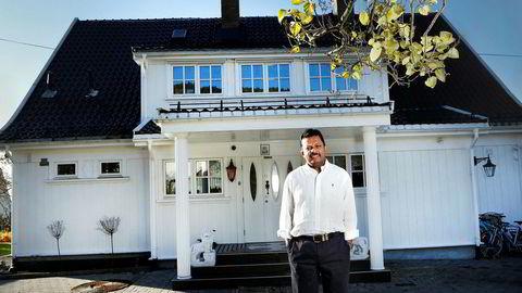 Rasiah Ranjith Leon kom til Norge som asylsøker og bygget på noen tiår opp et telekomselskap verdt rundt åtte milliarder kroner. I fjor solgte han Lebara og flyttet til London.