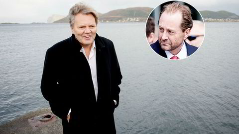 Stig Remøy er en norsk reder og krillgründer, og vant rettssaken mot Kjell Inge Røkkes (innfelt) Aker BioMarine om verdifulle krillpatenter.