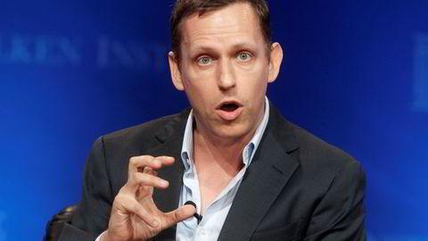 Peter Thiel mener vi bør få mennesker til å leve evig hvis det lar seg gjøre. Foto: Fred Prouser/Reuters/NTB scanpix