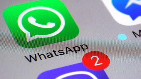 WhatsApp har oppdaget et stort sikkerhetsbrudd.
