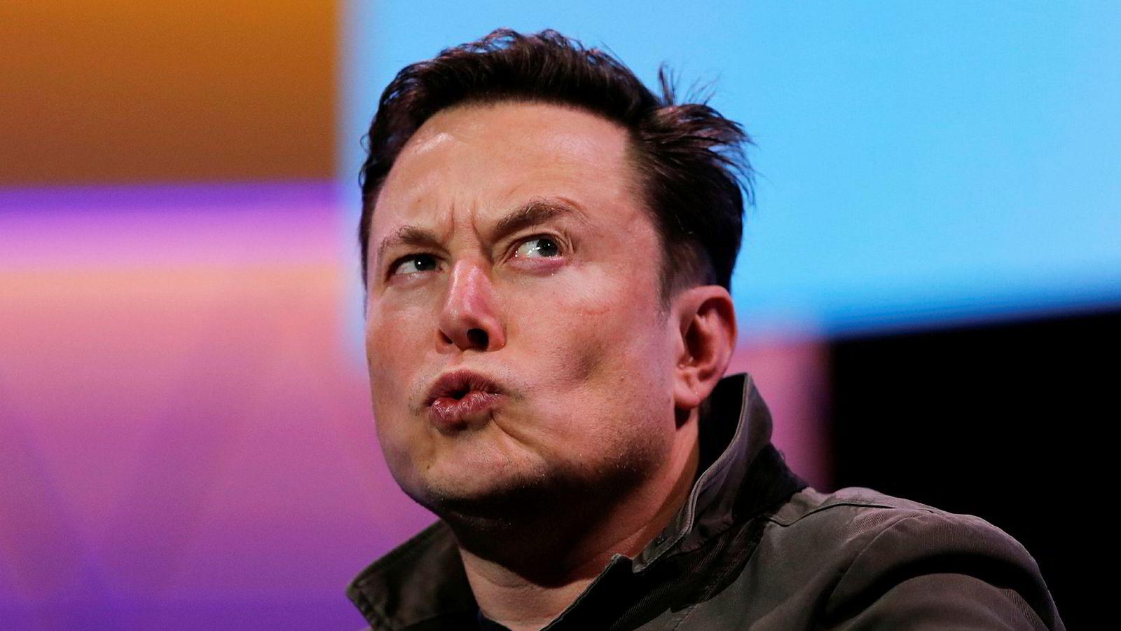 Tesla-sjef Elon Musk mister sin viktigste partner i selskapet.