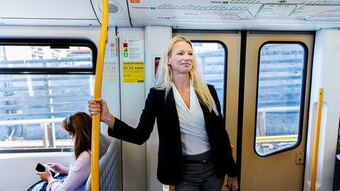 Sjeføkonom Kari Due-Andresen i Handelsbanken.