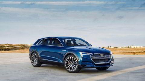 Audi Q6 kommer neste år, og har en størrelse og egenskaper som kan gjøre elbil aktuelt som erstatning til en diesel- eller bensinbil for flere nordmenn.