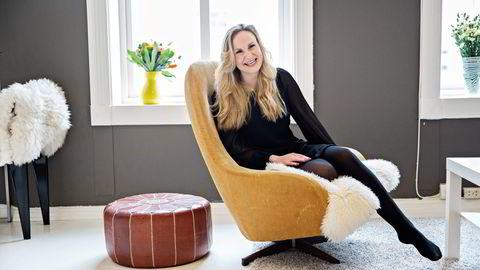 – Det er gøy å benytte de fagkunnskapene man har, sier psykolog Kristin Stedal som vant nyttårsquizen i DN. Foto: Aleksander Nordahl