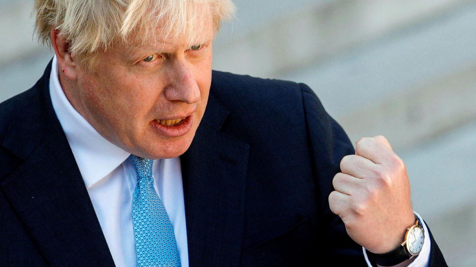 EU kan ikke godta den britiske regjeringens siste forslag til brexitavtale.