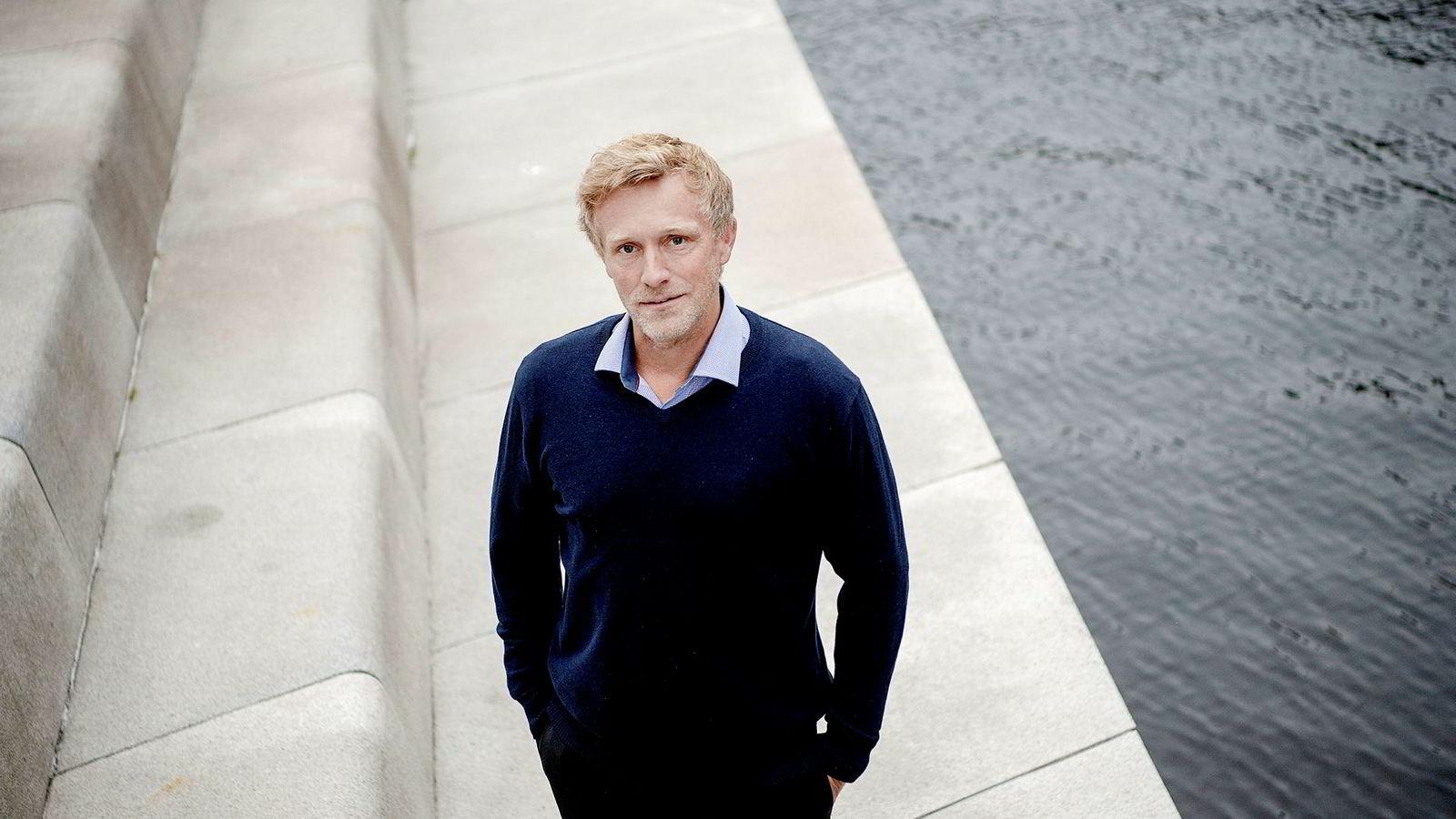 First Generator-forvalter Martin Mølsæter satser nye millioner på flyselskapet Norwegian.