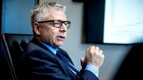 Sjefanalytiker i Nordea Markets Erik Bruce har lenge spådd at inflasjonen skal opp over sommeren. I dag fikk han rett, litt før han hadde ventet.