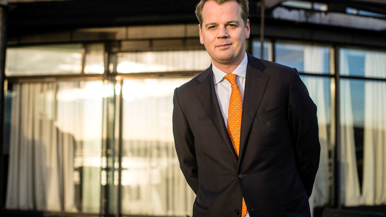 Frontline-sjef Robert Macleod tror på et sterkt tankmarked inn i 2020.