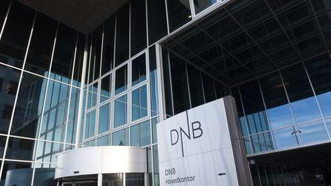 DNB mener bankkonsernet har levert det som er avtalt - og at det er ikke grunnlag for noe krav om tilbakebetaling av honorar til kundene i tre aksjefond. Foto: Per Ståle Bugjerde