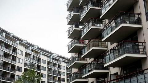 Ved å la leien betale ned leiligheten før du kan eie, kan inngangen til boligmarkedet bli lettere.