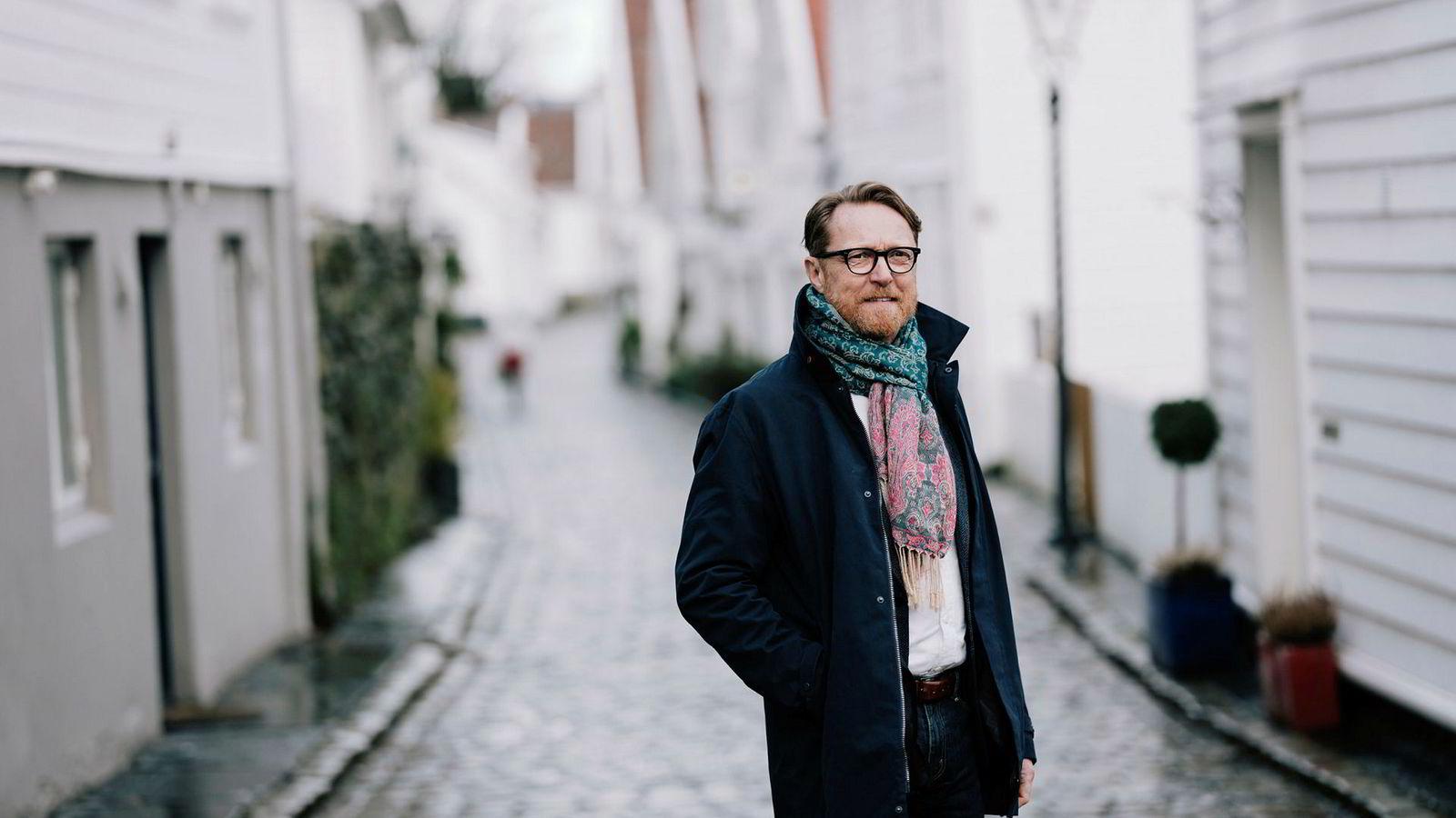 Ordførerkandidat for Høyre i Stavanger, John Peter Hernes
