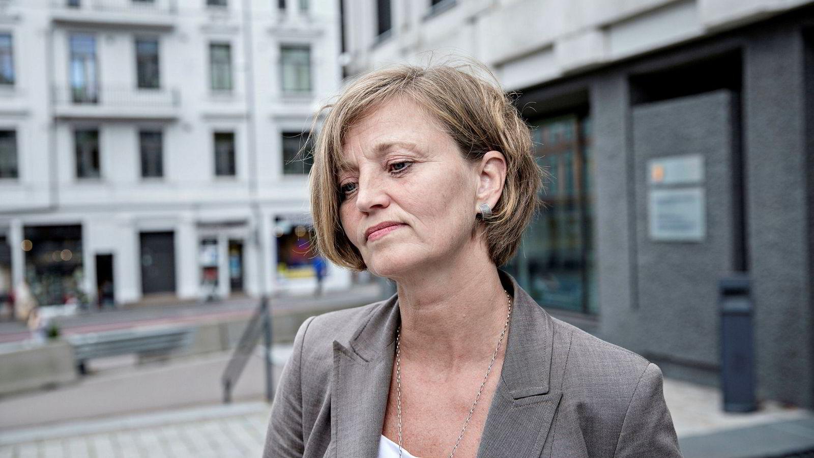 Petroleumstilsynets direktør Anne Myhrvold.