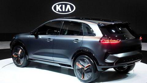 Kia Niro EV Concept skal komme i produksjonsversjon allerede senere i år.