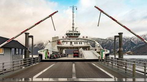 Norge er i ferd med å bli verdensledende på autonome maritime transportsystemer og skip. Store infrastrukturprosjekter som E39 kan bli et viktig utstillingsvindu. Autonome ferger er nemlig et produkt som kan selges til mange andre land i verden. Her Fjord1 sin autonome ferge som går i rute mellom Lote og Anda.