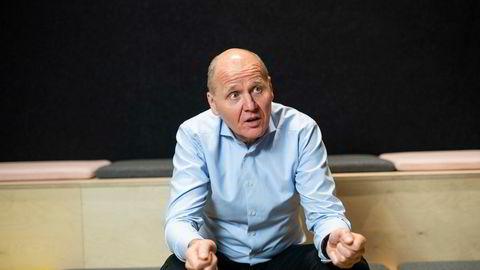 Telenor-sjef Sigve Brekke har fått styrets godkjennelse til å doble gjelden i selskapet