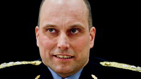 Torbjørn Aas slutter på dagen som direktør i Helse Nord-Trøndelag på grunn av samarbeidsproblemer i helseforetaket. Aas er tidligere politimester i Vestfinnmark politidistrikt.