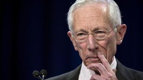 Visesentralbanksjef Stanley Fischer i Federal Reserve. Foto: