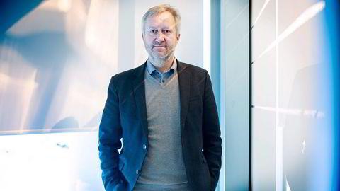 For en investor, som Lars Høie, er effekten av formuesskatt at investeringen blir mer risikabel fordi skatten må betales uansett om bedriften har penger til utbytte eller ikke. Foto: Ida von Hanno Bast