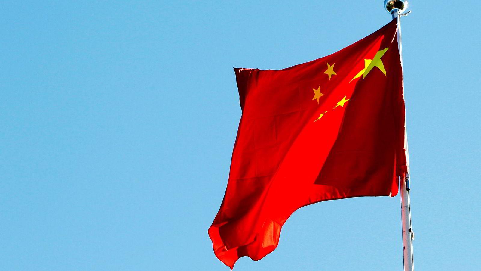 Kina har aldri har forstyrret eller blandet seg i norsk innenrikspolitiske saker, ifølge en uttalelse fra den kinesiske ambassaden i Oslo mandag kveld.