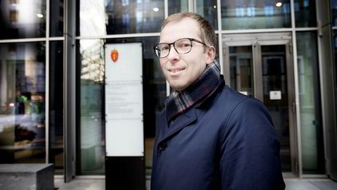 Administrerende direktør Håkon Haugli i NHO-foreningen Abelia.