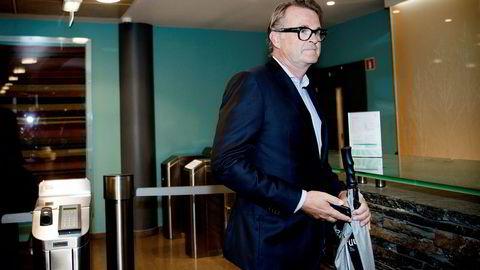 Styreleder og investor Riulf Rustad i Norwegian Energy Company.