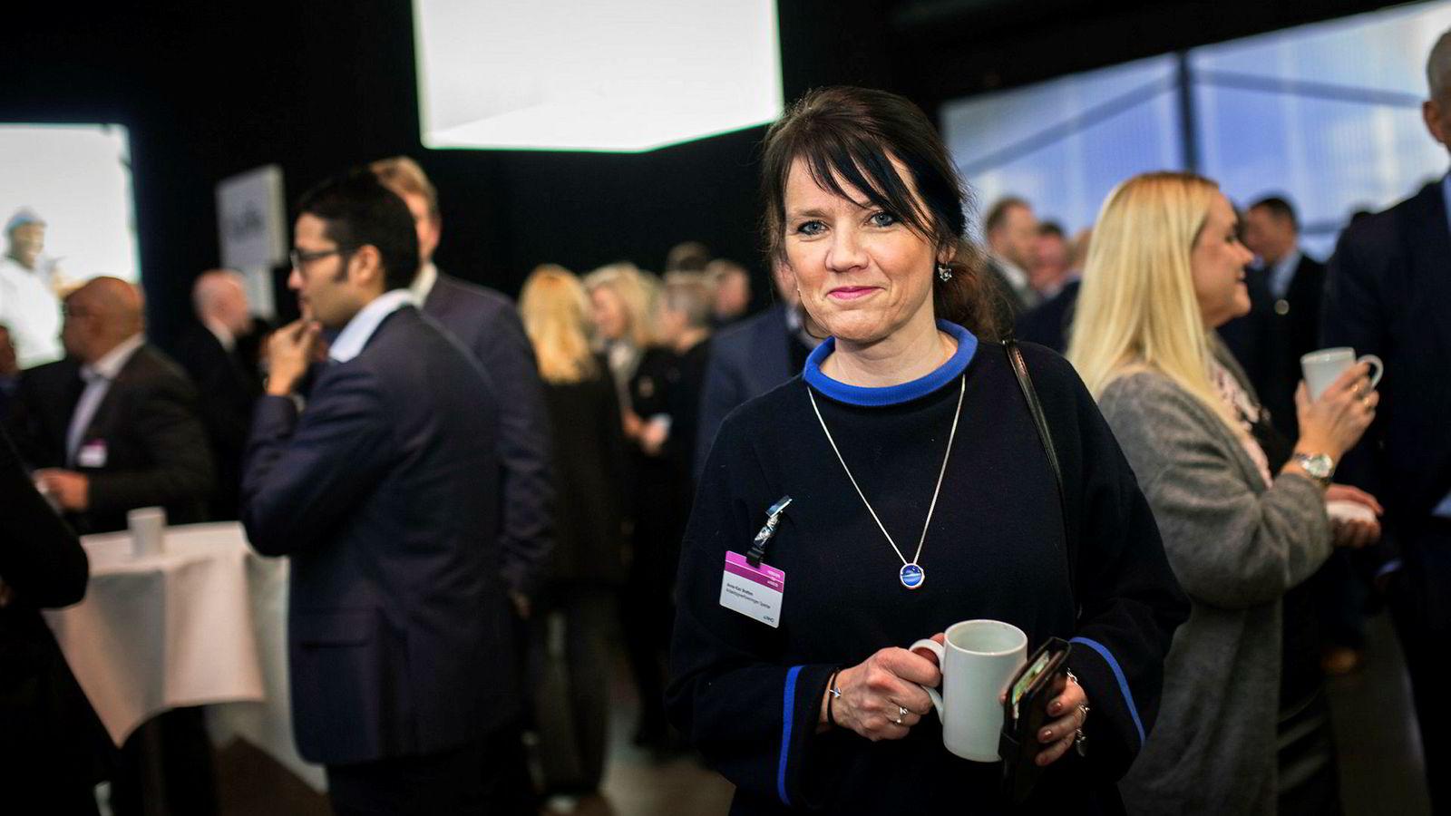 Beinhard prioritering ligger bak karrieren til Spekter-sjef Anne-Kari Bratten. Hun er leder for en forening av private og offentlige virksomheter med til sammen 220.000 ansatte.