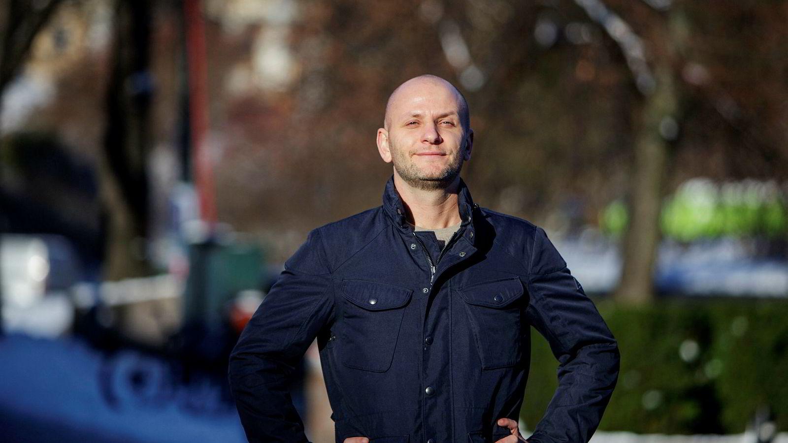 Robin Reed er ferdig som konsernsjef i Gaming Innovation Group.
