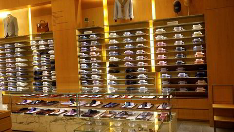 Luksusvarehuset Barneys har søkt om konkursbeskyttelse.