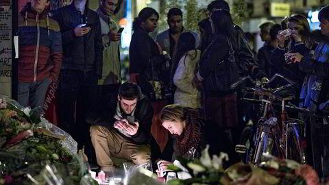 Terrorangrepene i Paris kunne knapt skjedd et verre sted. Lenge var Frankrike forskånet for slikt. Foto: Aleksander Nordahl