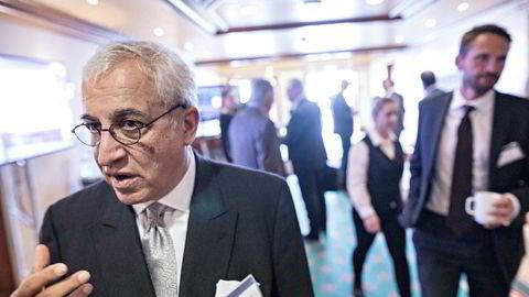 DNOs sterke mann, styreleder og storaksjonær Bijan Mossavar-Rahmani, har forsøkt å få kontroll over London-noterte Faroe Petroleum, et selskap med betydelig aktivitet på norsk sokkel.